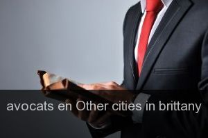 Avocats en Other cities in brittany